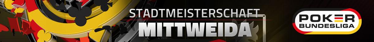 Poker-Bundesliga Turnier Chemnitz