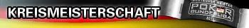 Kreismeisterschaft der Poker-Bundesliga 2015