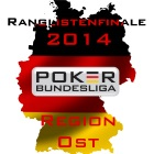 Ranglistenfinale 2014 - Region Ost
