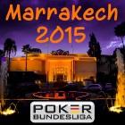 Poker-Bundesliga Poker&Party in Marrakech 2015