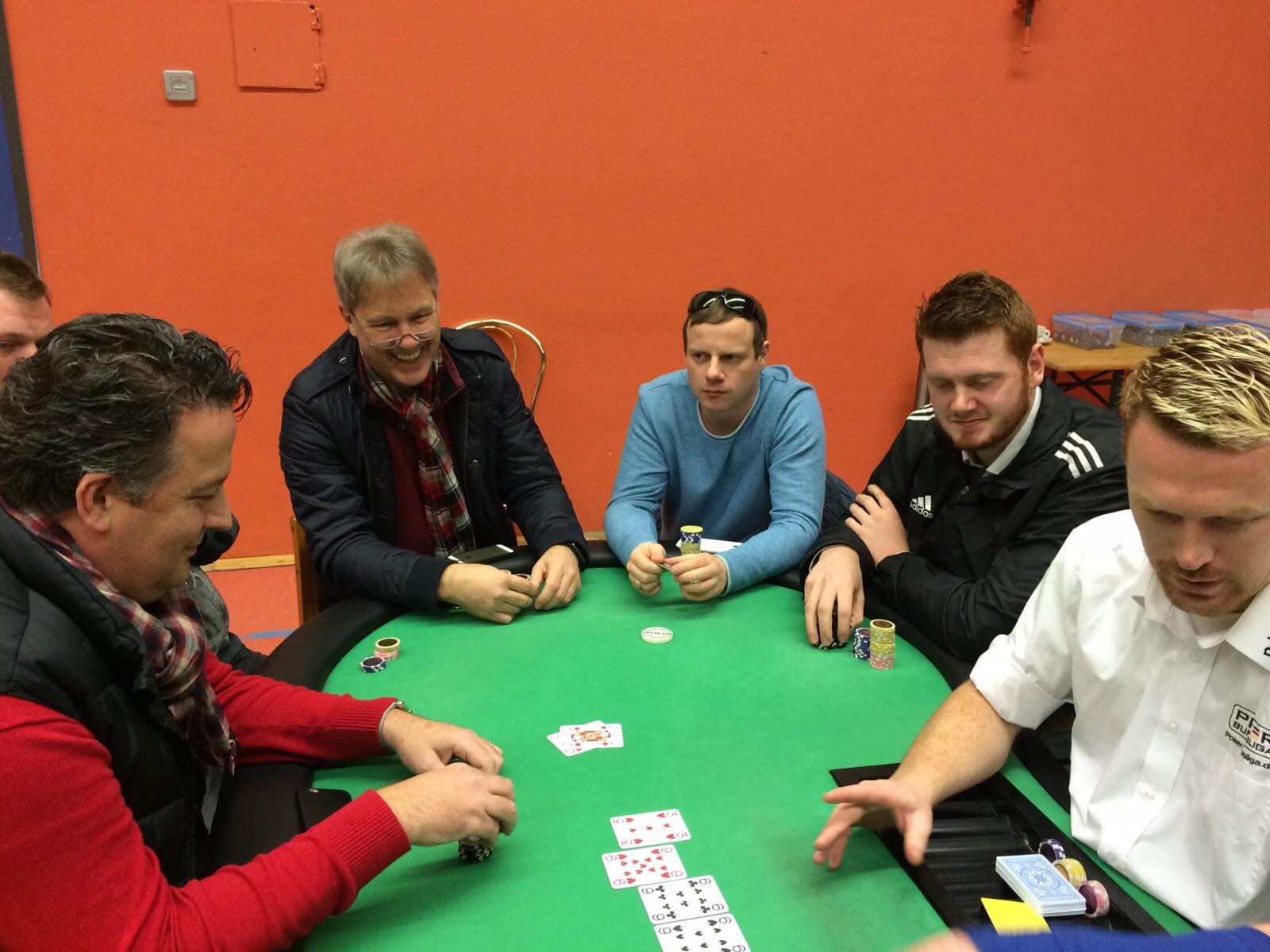 Team poker rp